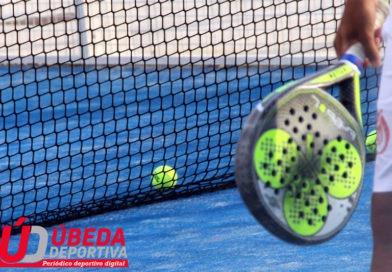 El 20 cumpleaños del Torneo de Pádel 'Ciudad de Úbeda' se celebrará del 12 al 22 de septiembre