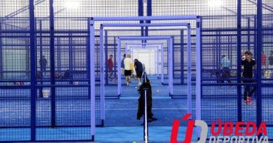 Padel Center Úbeda organiza un torneo nocturno para los días 20 y 21 de julio