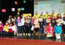 Jugadores del Jaén Paraíso Interior FS visitan a los escolares de la SAFA