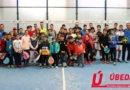 Exitosas jornadas abiertas para menores en el Padel Center Úbeda
