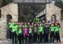 Más de una veintena de corredores del Ortopedia Monedero participaron en el Andaluz de Campo a Través
