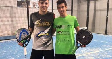 Manu Muñoz se alza con el torneo cadete de Los Villares