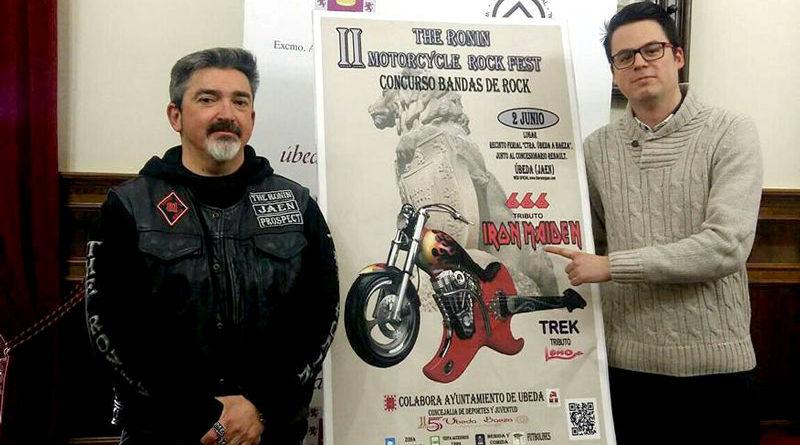 El II The Ronin Motorcycle Rock Fest tendrá lugar el 2 de junio