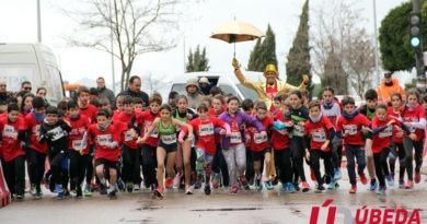 Más de 1.500 personas participan en la Carrera de Entreculturas