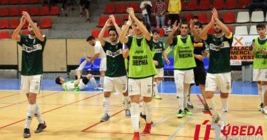 Úbeda Viva y Mengíbar FS se miden este viernes en los cuartos de final de la Copa Presidente