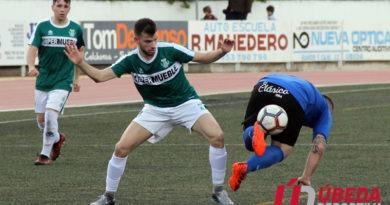 El Úbeda Viva toma ventaja en los cuartos de Copa ante el Villanueva