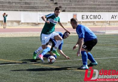El Úbeda Viva vuelve a creer en sus posibilidades y se ilusiona con la Copa