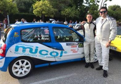 Reyes-Prieto vuelven al podium; Moreno remonta tras un incidente mecánico