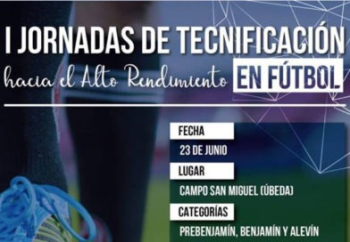 Activa Sport Management organiza las I Jornadas de Tecnificación hacia el Alto Rendimiento en Fútbol