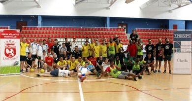 Aprompsi celebró su segundo Torneo de fútbol sala por la Inclusión Social