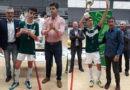 El Cadete y el Juvenil de fútbol sala del Úbeda Viva, subcampeones de Copa