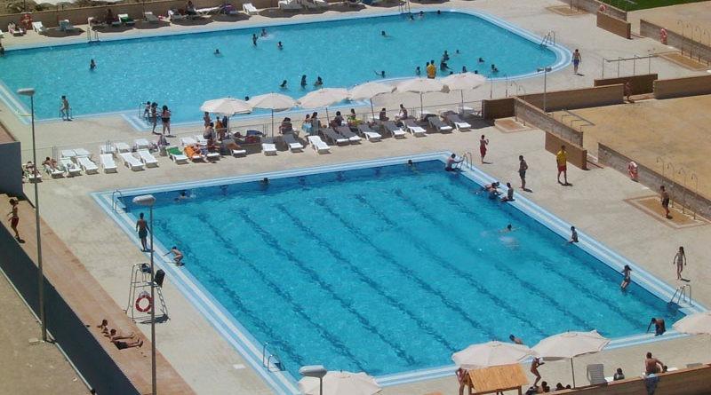 El complejo municipal de piscinas abrirá este sábado 23 de junio