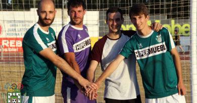 El Úbeda Viva hace oficial las renovaciones de Agus, José Domingo y Silva