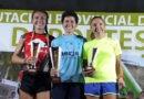 Lola Chiclana se impone en la 'Noche Mágica de Santiago' y es campeona matemática del Circuito Provincial