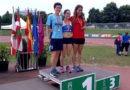 Lola Chiclana, plata en el Campeonato de España Máster