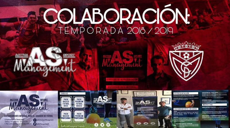 Activa Sport Management firma un acuerdo de colaboración con el Martos CD