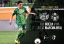 El Úbeda Viva se mide al Atlético Mancha Real en el primer asalto de Copa