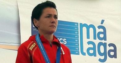 Lola Chiclana, campeona del Mundo de su categoría en Media Maratón