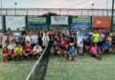 El veterano torneo de pádel 'Ciudad de Úbeda' congregó a 130 parejas