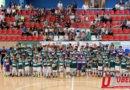 El Úbeda Viva presentó su sección de fútbol sala