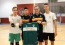 El Úbeda Viva FS firma a Pedro Flores, Pedro Javier y Yaumas