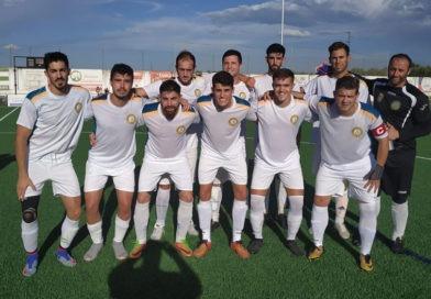 El UD Úbeda CF cae goleado en Castellar