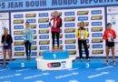 Lola Chiclana repite segunda posición en la Jean Bouin de Barcelona