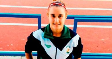 La jugadora del Úbeda Viva, Noelia Correro, convocada para el Nacional de Selecciones Autonómicas