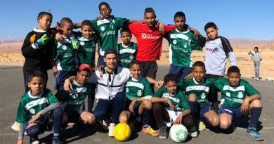 """El Úbeda Viva realiza una labor social en Marruecos: """"Ha sido una experiencia muy gratificante"""""""