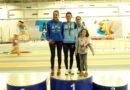 Lola Chiclana logra tres oros en el Andaluz Máster de pista cubierta en Antequera