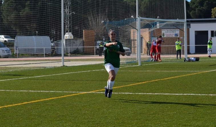 La ubetense Noelia Correro destaca con la Andaluza en el pase a la siguiente fase del Nacional de selecciones