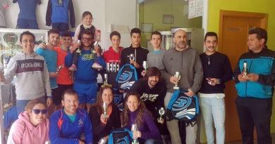 Padel Center Úbeda celebró su Torneo de San Valentín
