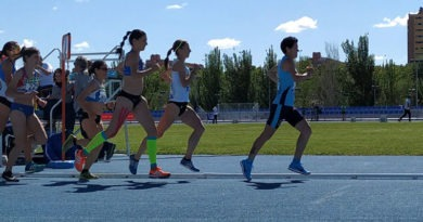Lola Chiclana, subcampeona de España W40 en 10.000 metros en pista
