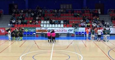 El Úbeda Viva FS cayó en los penaltis ante el CD Bailén