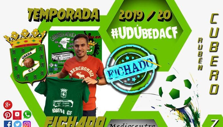 El UD Úbeda CF incorpora a cuatro jugadores y cierra su plantilla