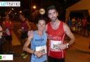 Lola Chiclana y Juan Bautista reinan en la XIII Carrera Urbana de Villa del Río