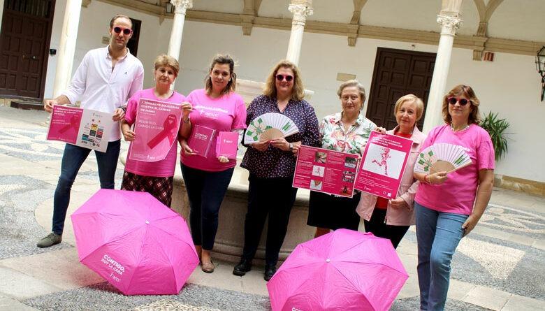 Propuestas saludables para celebrar el Día Internacional Contra el Cáncer de Mama