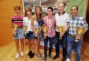Entregados los premios del XI Gran Premio de Carreras Populares 'Jaén, paraíso interior' con amplia presencia ubetense