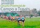 Este miércoles finaliza el plazo para inscribirse al XXIII Circuito de Campo a Través