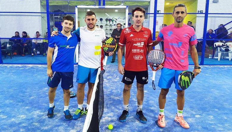 Muñoz-Martínez se imponen en el V Torneo Aniversario de Padel Center Úbeda