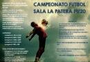 La liga de 'la Patera' comienza el próximo fin de semana