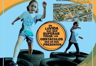 El CEIP Virgen de Guadalupe celebrará una carrera de obstáculos a beneficio de ALES