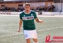 El delantero Jesús Gómez se incorpora al Úbeda Viva