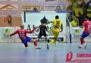 El Jaén FS elimina al Mengíbar FS de la Copa del Rey, a pesar del gran partido de Jesús Gómez