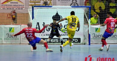 Gómez Yerpes regresa al CD El Ejido Futsal