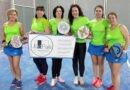 Los equipos del Padel Center Úbeda arrancan la liga provincial con buenas sensaciones