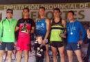 La última prueba del circuito provincial de campo a través dejó numerosos podios