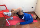 Pedro Flores: «Desde el primer día hice una rutina para seguir entrenando desde casa»