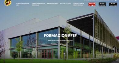 La RFEF lanza el curso online de entrenador nacional C de fútbol y de monitor de fútbol sala