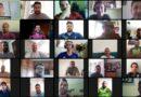 Reunión telemática de los entrenadores de fútbol del Úbeda Viva para analizar la próxima temporada